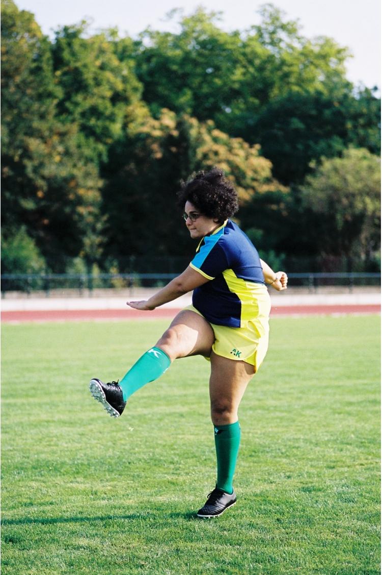 Nettie Primula Short - Yellow - Women's Football - Shoot